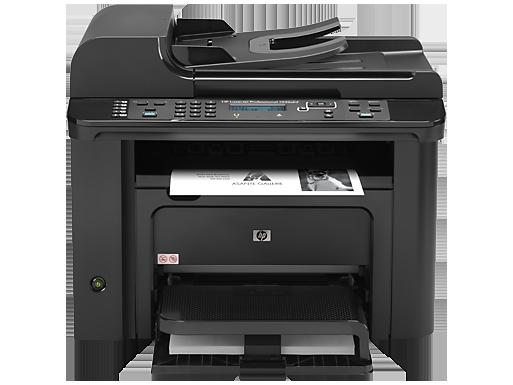 Supplies for hp laserjet pro m1536dnf multifunction for Best home office hp inkjet printer