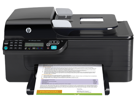 logiciel imprimante hp officejet 4500 g510g-m