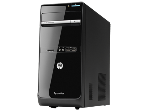 HP Pavilion p6-1000 desktop pc-serien