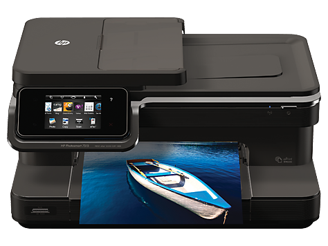 HP Photosmart 7515 e-All-in-One Printer - C311a