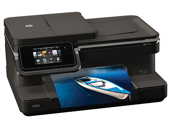 HP Photosmart 7515 e-All-in-One Printer - C311a - Right