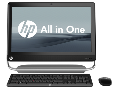 HP TouchSmart Elite 7320 All-in-One-PC