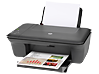 HP Deskjet 2050 All-in-One Printer - J510a - Left
