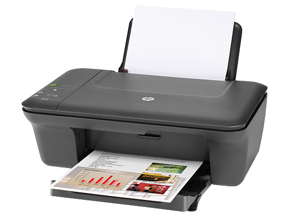 HP Deskjet 2050 All-in-One Printer - J510a