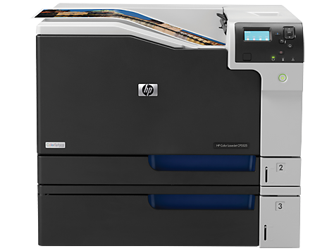 HP Color LaserJet Enterprise CP5525n Printer