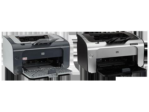HP LaserJet Pro P1106/P1108 印表機系列