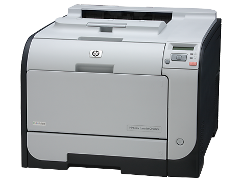 HP Color LaserJet CP2025 Printer User Guides | HP® Customer Support