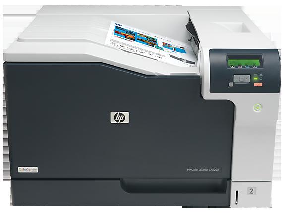 HP Color LaserJet Professional CP5225n Printer CE711A#BGJ