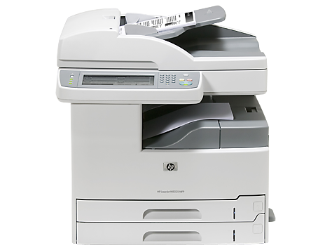 HP LaserJet M5025 Multifunction Printer series