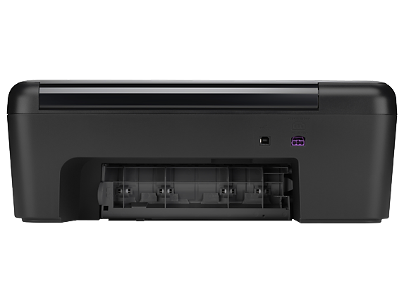 HP Photosmart e-All-in-One Printer - D110a - Rear