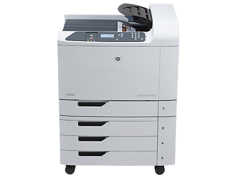 HP Color LaserJet CP6015 Printer series