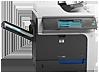 HP Color LaserJet Enterprise CM4540 MFP - Right