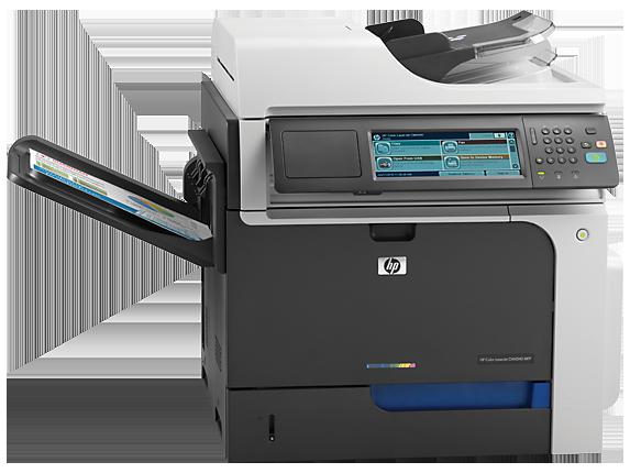 HP Color LaserJet Enterprise CM4540 MFP Driver Download