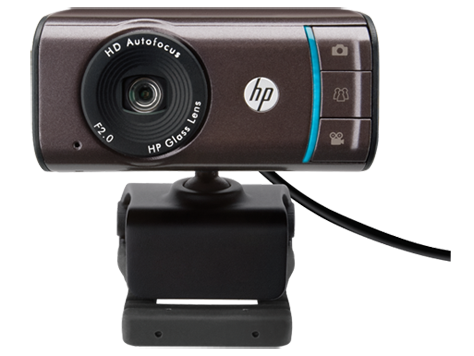 Webcam HD-3110 HP