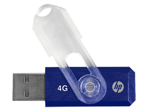 HP v265w USB Flash -asema