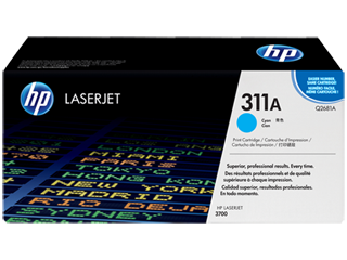 HP 311 Toner Cartridges