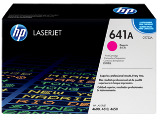 HP 641 Toner Cartridges