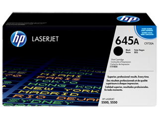 HP 645 Toner Cartridges