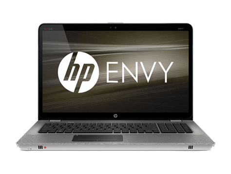 HP ENVY 17-1000 notebook pc-serien