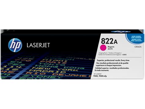Bęben obrazowy z purpurowym tonerem HP 822A LaserJet