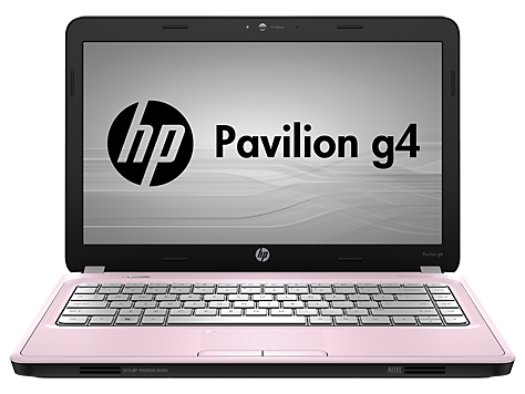HP Pavilion g4-1000 Notebook PC series