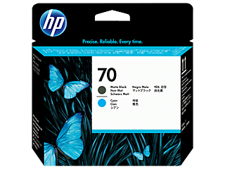 HP 70 Printheads