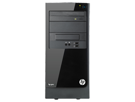HP Pro 3380 Microtower PC