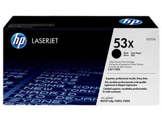HP 53 Toner Cartridges