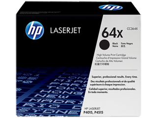 HP 64 Toner Cartridges