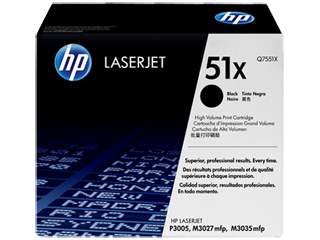 HP 51 Toner Cartridges