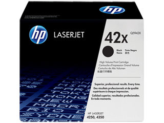 HP 42 Toner Cartridges