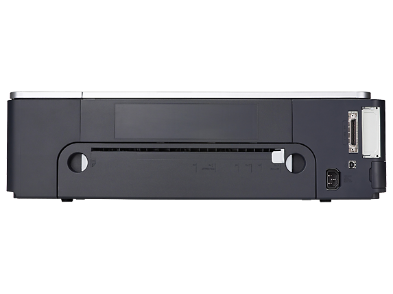 HP Business Inkjet 2800 Printer - Rear