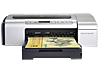 HP Business Inkjet 2800 Printer - Center