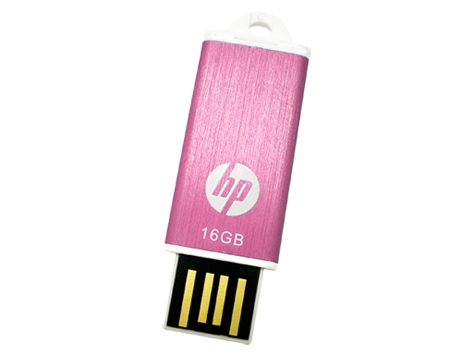 Unidade flash HP v135p USB
