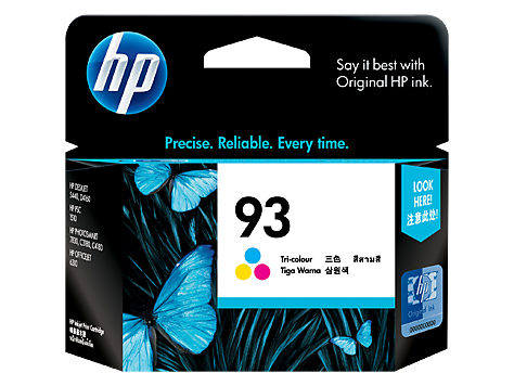 HP 93 Ink Cartridges
