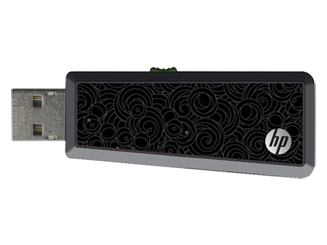 HP c485b USB Flash Drive