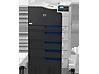 HP Color LaserJet Enterprise CP5525xh Printer - Left