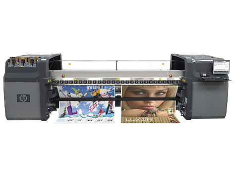 HP Scitex LX800 Industrial Printer series