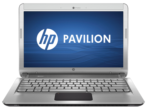 PC notebook HP Pavilion para entretenimento série dm3-3100