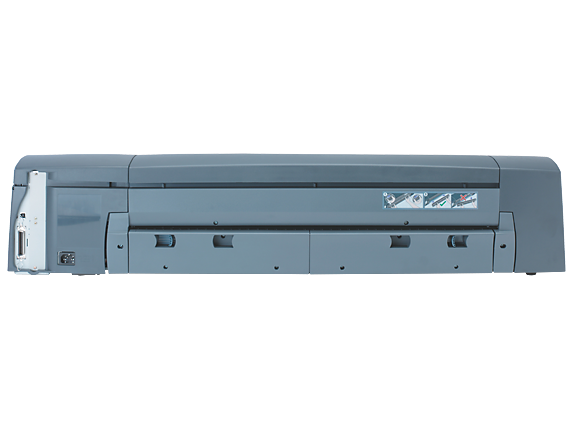 HP Designjet 130nr Printer - Rear