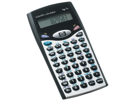 Calculatrices scientifiques HP 9s