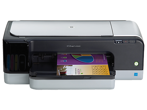HP Officejet Pro K8600 Printer series