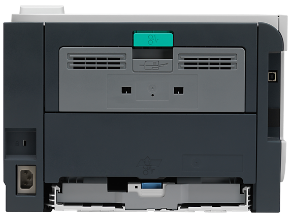 HP LaserJet P2055d Printer