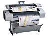 HP Designjet T1120 SD Multifunction Printer - Right