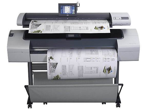 HP Designjet T1120 SD Multifunction Printer