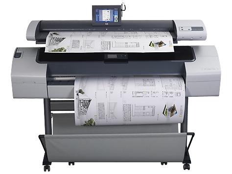 HP DesignJet T1120 SD Multifunction Printer series