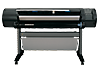 HP Designjet Z2100 44-in Photo Printer - Rear