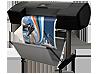 HP DesignJet Z2100 24-in Photo Printer - Left