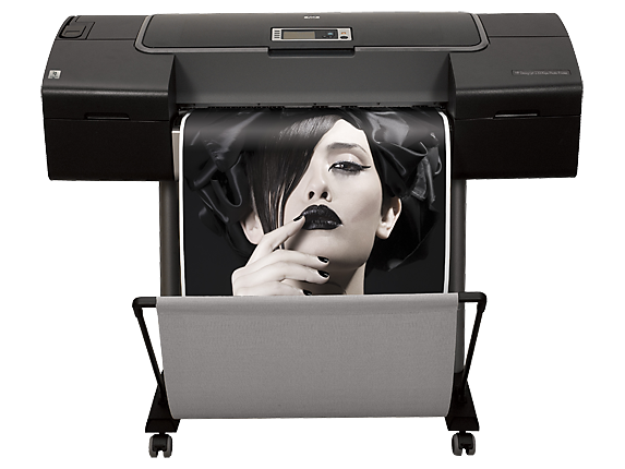 HP DesignJet Z3200 24-in PostScript Photo Printer - Center