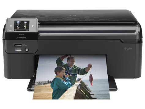 HP Photosmart Wireless e-All-in-One Printer series - B110